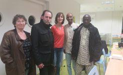 Une délégation Guinéenne à la MFR de Fyé