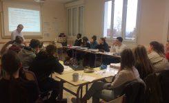Formation à l'Humanitude pour la classe de première BAC PRO SAPAT