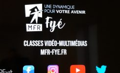 section « vidéo-multimédias » proposée en classes de 4ème et de 3ème