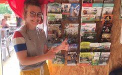 Stage tourisme Hors région pour nos premières
